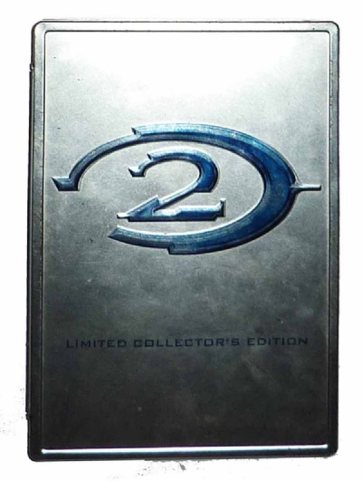 Halo 2 Limited Collector's Edition - XBox