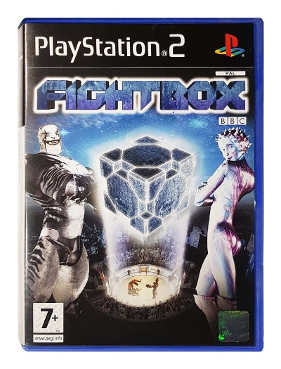 Fightbox - Playstation 2