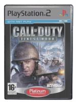 Call of Duty: Finest Hour (Platinum Range)