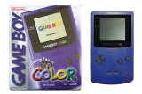 Game Boy Color Console (Grape Purple) (CGB-001) (Boxed)