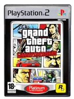 Grand Theft Auto: Liberty City Stories (Platinum Range)
