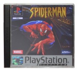 Spider-Man (Platinum Range)