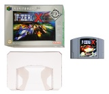 F-Zero X (Player's Choice) (Boxed)