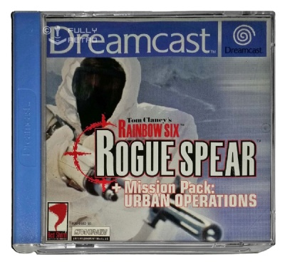 Tom Clancy's Rainbow Six: Rogue Spear - Dreamcast