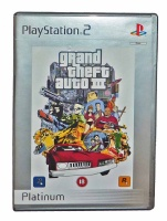 Grand Theft Auto III (Platinum Range)