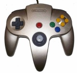 N64 Official Controller (Gold)