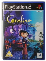 Coraline: An Adventure Too Weird For Words (New & Sealed)