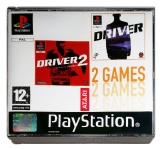 2 Games: Driver 2: Back on the Streets + Driver