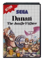 Danan: The Jungle Fighter