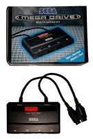 Mega Drive Official Four-Player Adaptor (Boxed)