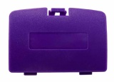 Game Boy Color Console Battery Cover (Grape Purple)