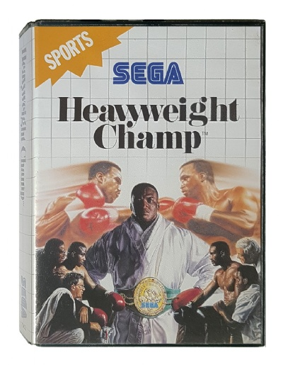 Heavyweight Champ - Master System