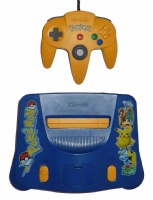 N64 Console + 1 Controller (Pokemon)