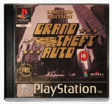 Grand Theft Auto: Limited Edition (+ Soundtrack CD)
