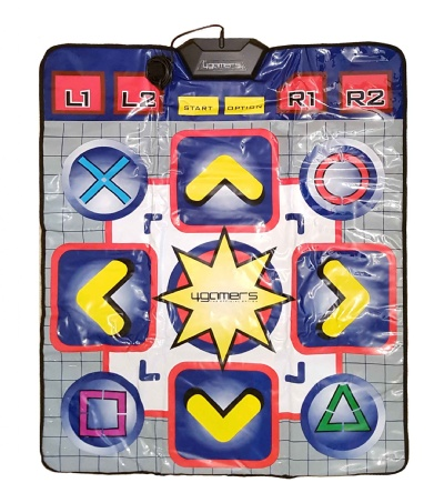 PS2 Third-Party Dance Mat - Playstation 2