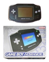 Game Boy Advance Console (Black) (Boxed)