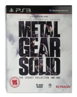 Metal Gear Solid: The Legacy Collection (Including Artbook)
