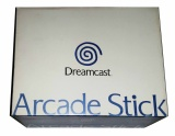 Dreamcast Official Arcade Stick Controller (Boxed)