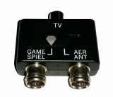 N64 Official RF Aerial Switch Box (NESP-024)