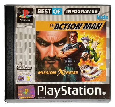 Action Man: Mission Xtreme - Playstation