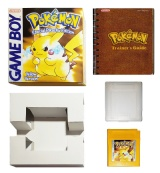 Pokemon: Yellow Version: Special Pikachu Edition (Boxed with Manual)