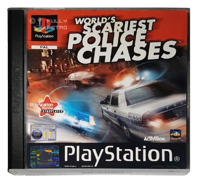 World's Scariest Police Chases - Playstation