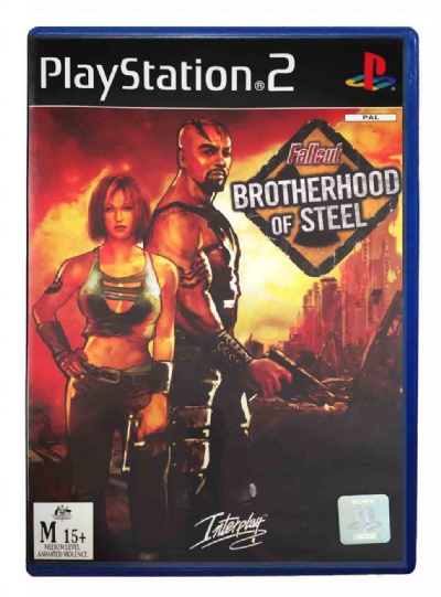 Fallout: Brotherhood of Steel - Playstation 2