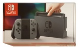 Nintendo Switch Console (Grey) (Boxed) (Brand New)