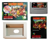 Donkey Kong Country (Boxed with Manual)