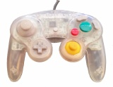 Gamecube Official Controller (Clear)