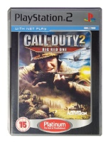 Call of Duty 2: Big Red One (Platinum Range)