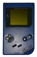 Game Boy Original Console (Cool Blue) (DMG-01)