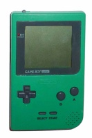 Game Boy Pocket Console (Emerald Green) (MGB-001)