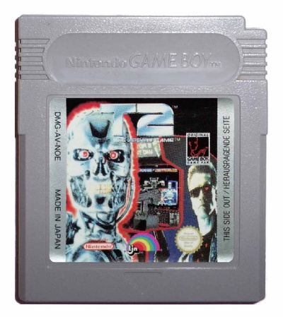 T2: The Arcade Game - Game Boy