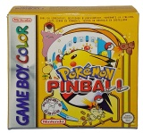 Pokemon Pinball (Boxed with Manual)