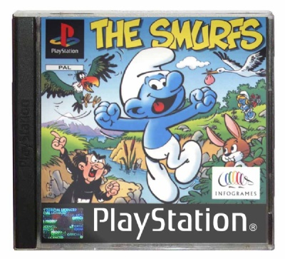 The Smurfs - Playstation