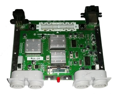 N64 Replacement Part: Official Console Motherboard - N64