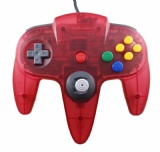 N64 Official Controller (Clear Pink)