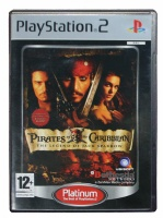 Pirates of the Caribbean: The Legend of Jack Sparrow (Platinum Range)