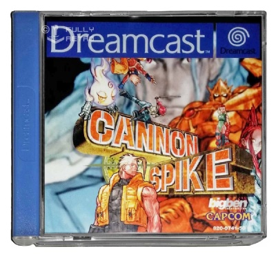 Cannon Spike - Dreamcast