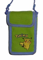 Game Boy Pokemon Green Carry Case
