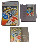 Marble Madness (Boxed with Manual)