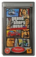 Grand Theft Auto: Liberty City Stories (Platinum / Essentials)