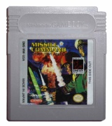 Missile Command (Game Boy Original)