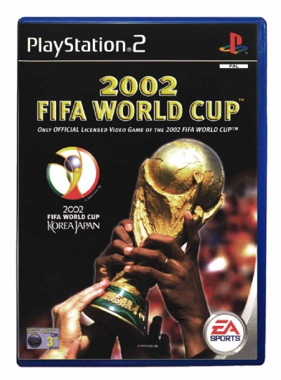 2002 FIFA World Cup - Playstation 2