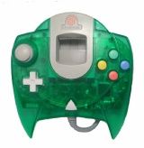 Dreamcast Official Controller (Green)