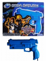 Saturn Official Virtua Gun (Boxed)