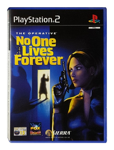 The Operative: No One Lives Forever - Playstation 2