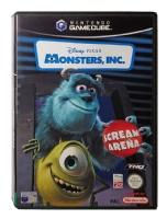 Monsters Inc. Scream Arena