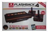 Atari 2600 Console + 2 Controllers (Flashback 4) (Boxed)
